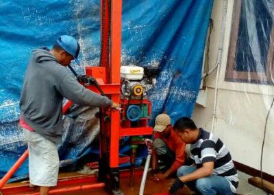pengeboran sumur jet pump